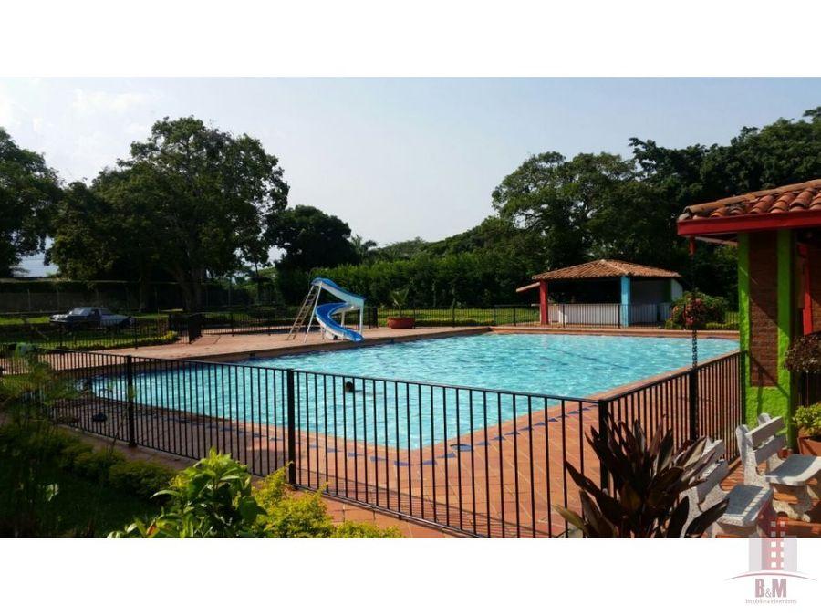 casa campestre en venta villas del parque jamundi