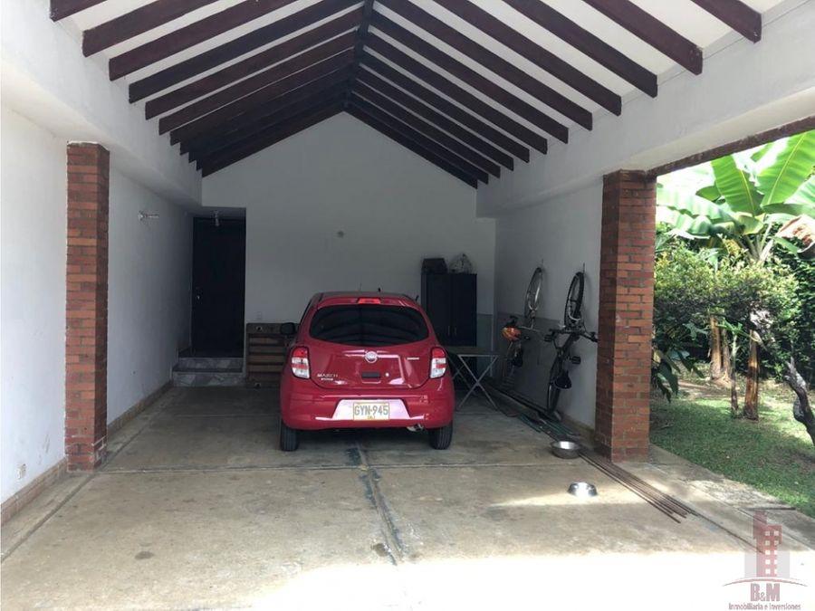 casa campestre en venta solares de la morada rural jamundi