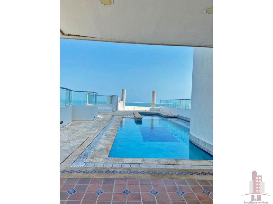 apartamento en venta bolivar cartagena marbella