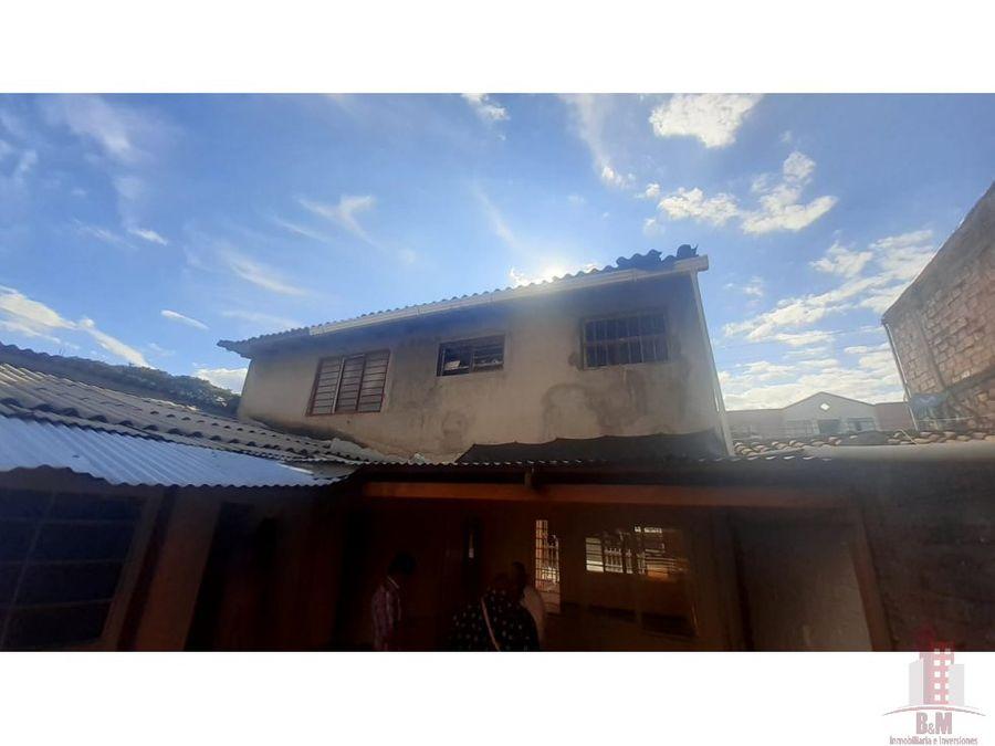 casa bifamiliar en venta buenos aires sur cali