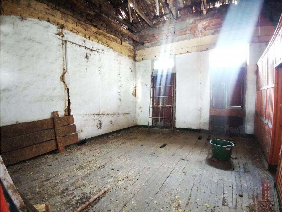 casa lote en venta san pedro centro cali