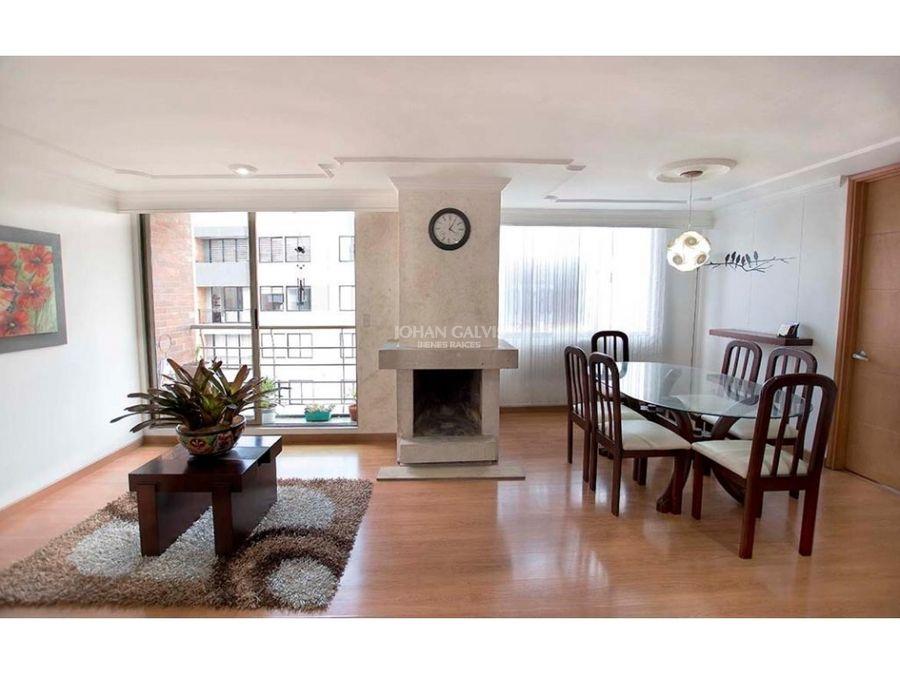 venta de apartamento en cedritos bogota