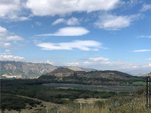 venta terreno guayllabamba 25 hectareas