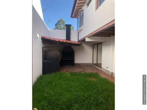renta o venta casa en tumbaco 3 dorm 180 m2