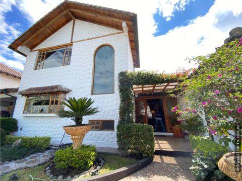 oportunidad venta casa 3 dormitorios armenia valle chillos