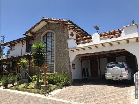 venta casa sector tumbaco morita