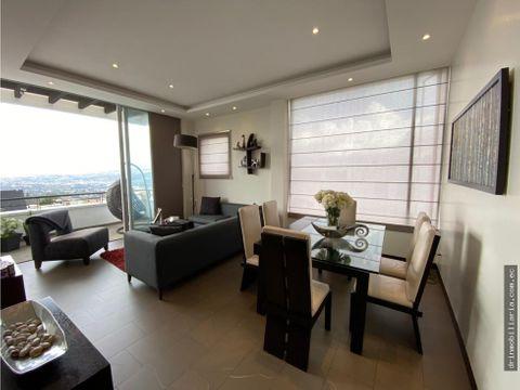 venta departamento lujo cumbaya mirravalle 3 dormitorios