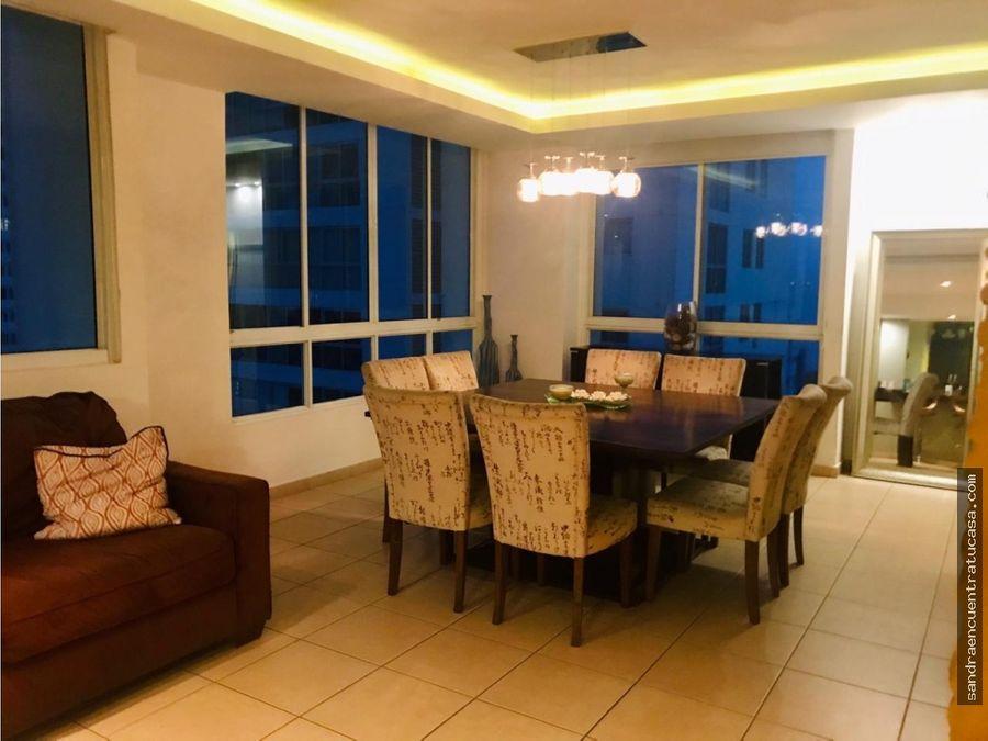 hermoso apartamento en ph da vinci coco del mar