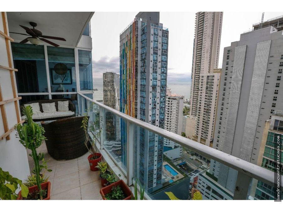 hermoso apartamento en ph bella vista park