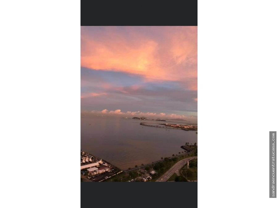 alquilo sky avenida balboa apartamento amoblado de lujo