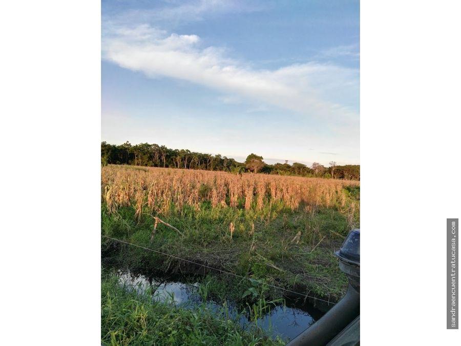 tierras para inversion en santander con lago
