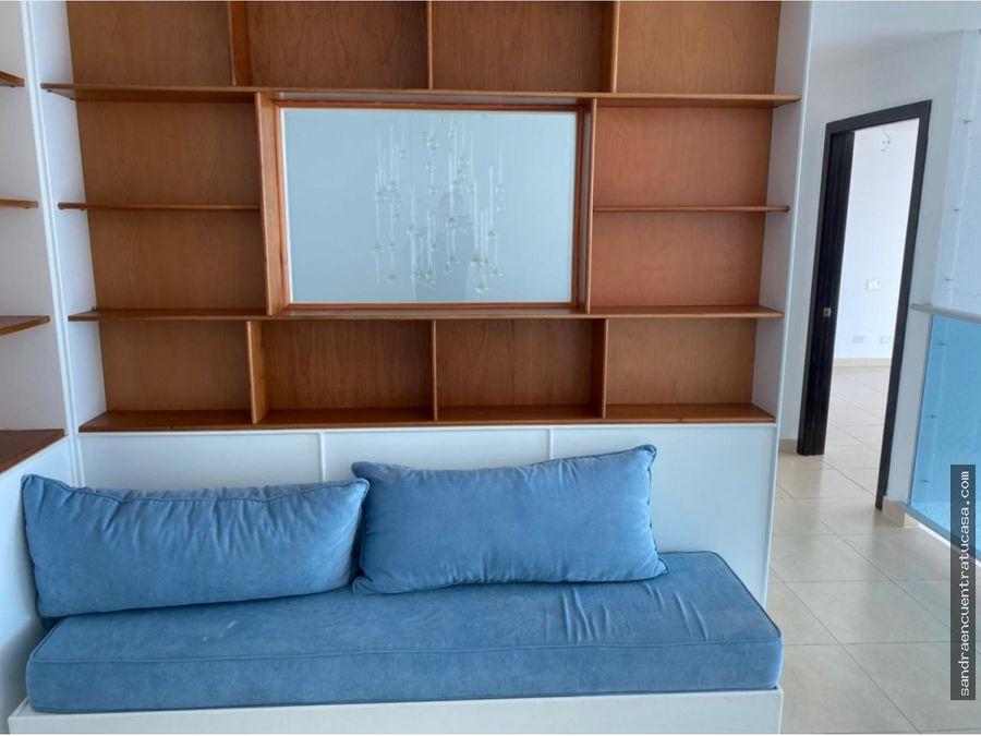 apartamento tipo duplex en ph nautica tower coco del mar