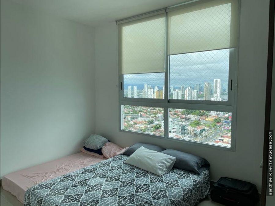hermoso apartamento en alquiler ph roma tower amoblado