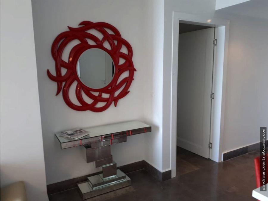 alquilo elegante apartamento en yoo panama amoblado