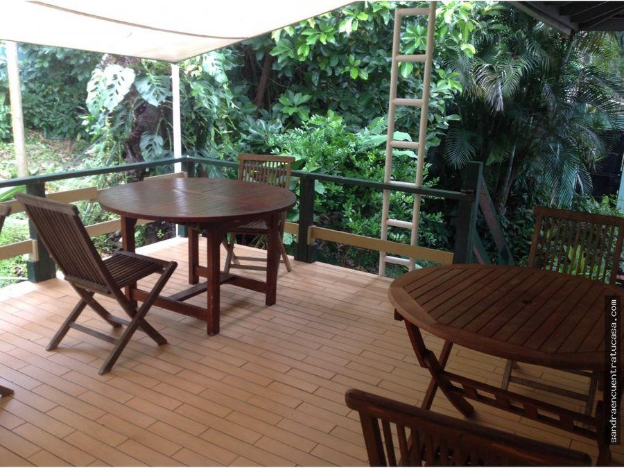 casa duplex tipo hostal en ancon cuayacan terrace