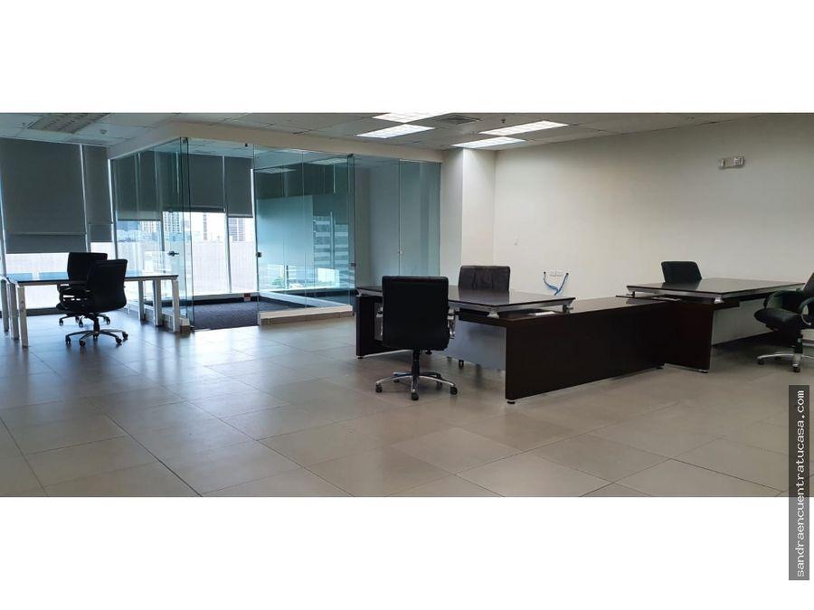 alquiler en la zona bancaria de panama ph office one calle 50