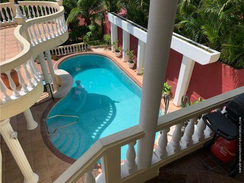 vendo casa con piscina el dorado dos mares ganga 4 recamaras