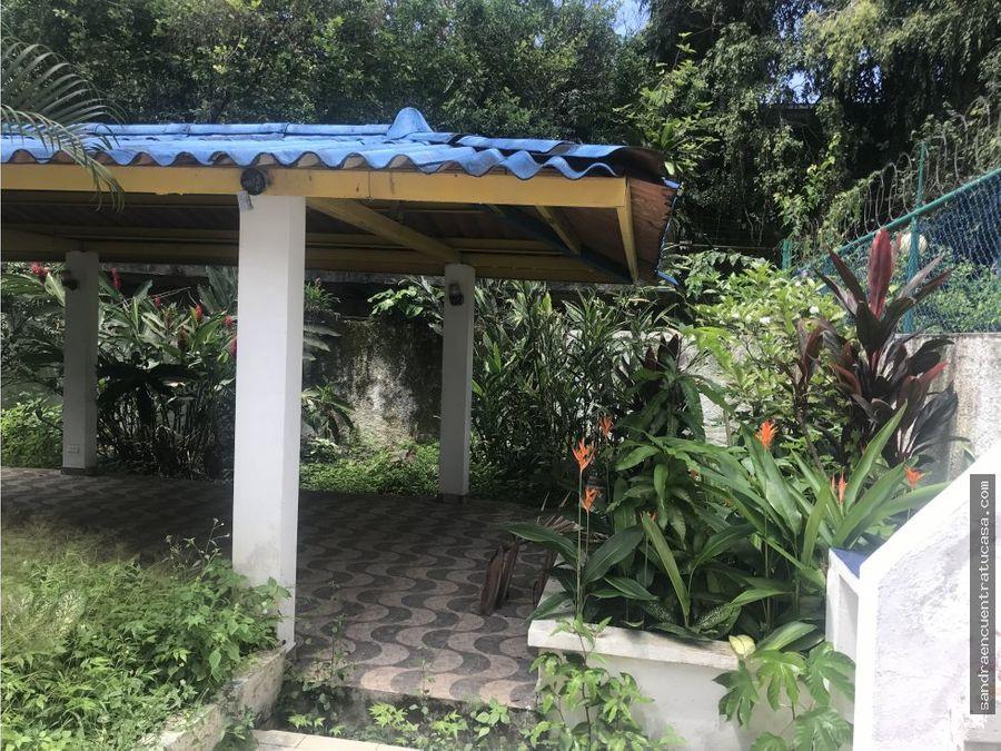 elegante casa en venta en el dorado dos mares amplia