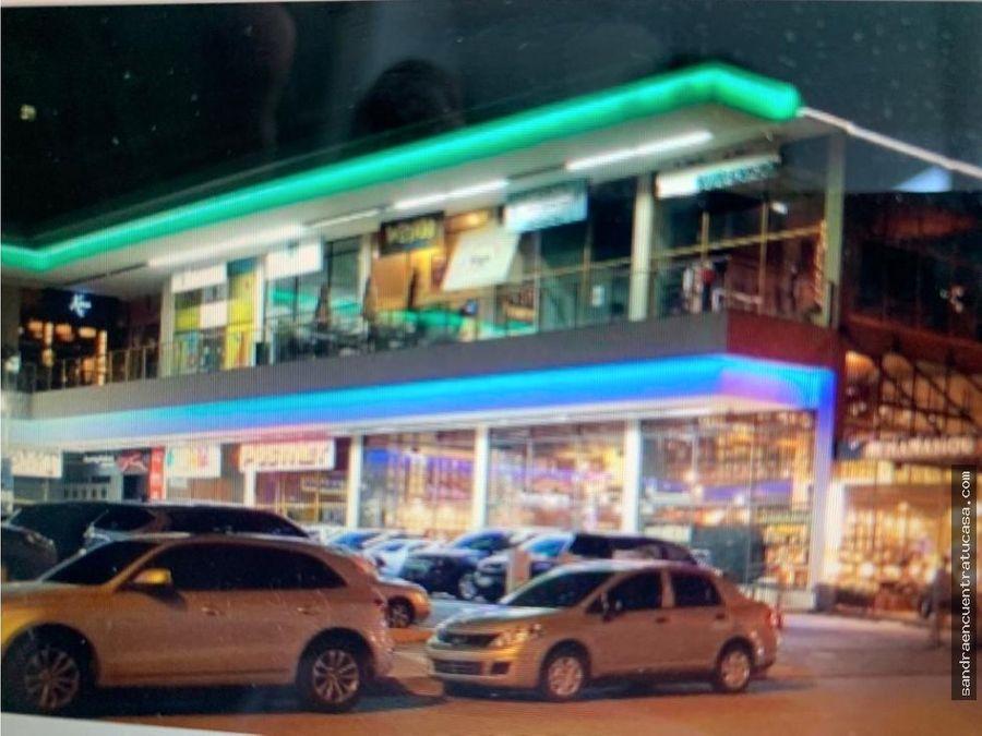 local ocean mall costa del este montaje listo de restaurante