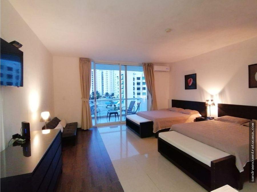 apartamento en playa blanca beach and resort