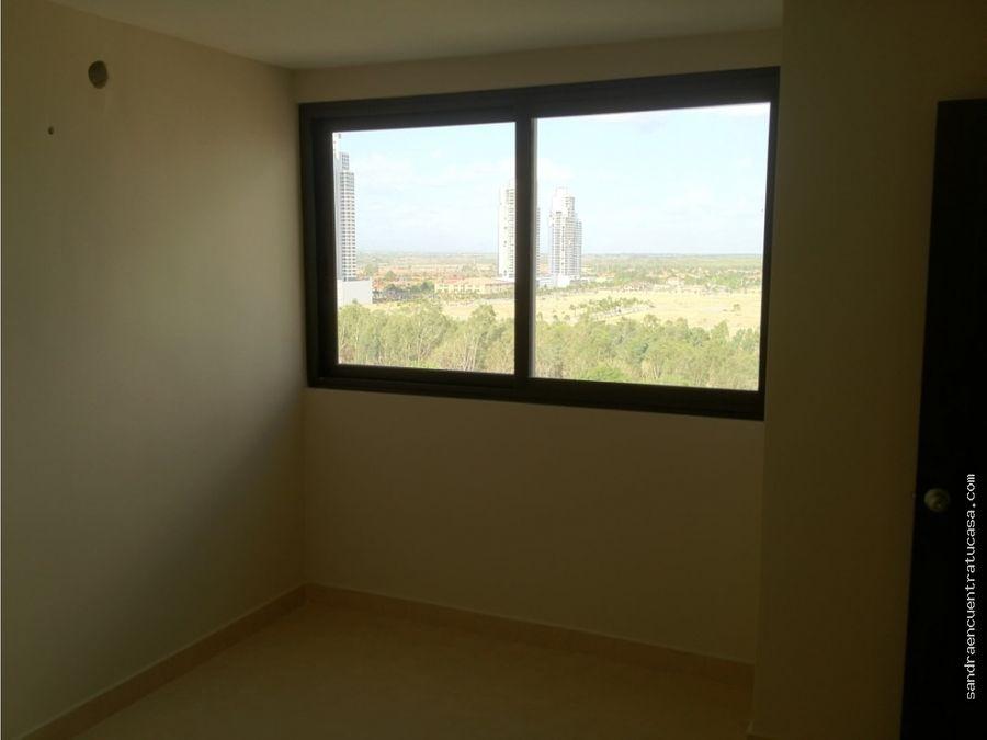 apartamento en ph parque del mar torre 2