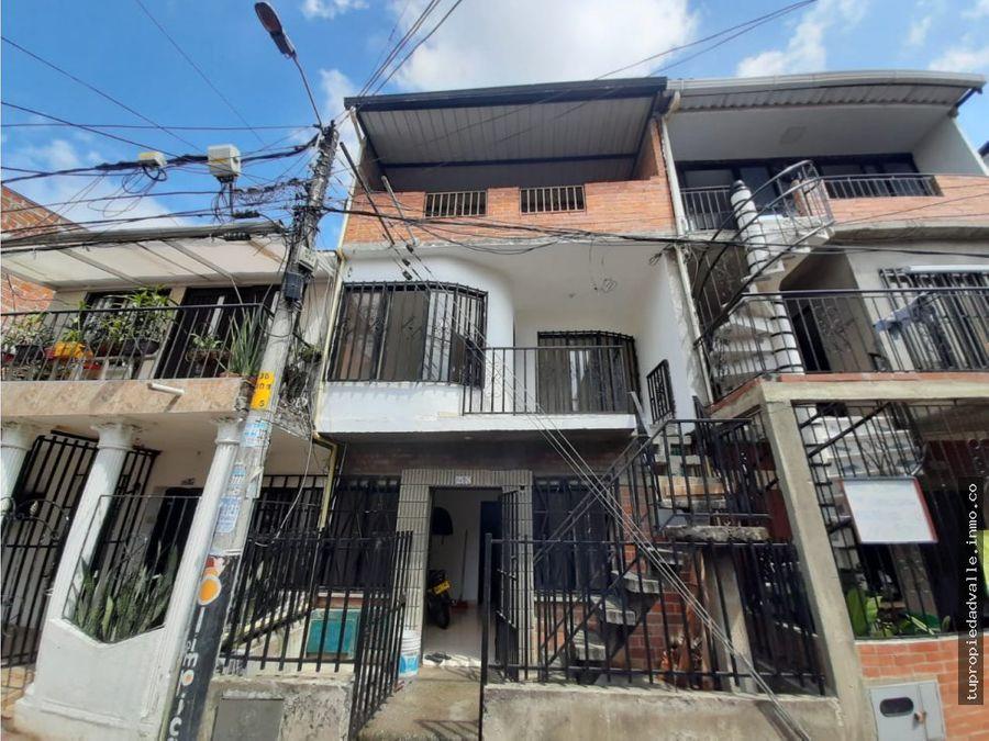venta casa en remansos de comfandi zona oriente de cali