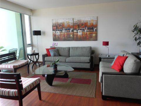 lujoso apartamento amueblado en colonia escalon 2 habitaciones
