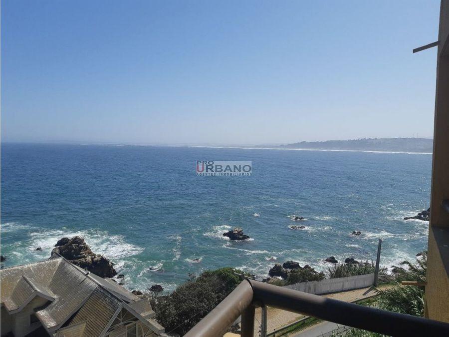 insuperable vista al mar