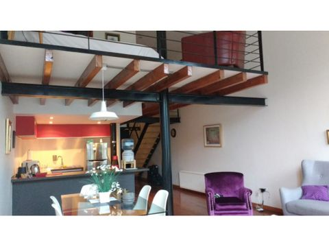 amplio y moderno loft en valparaiso