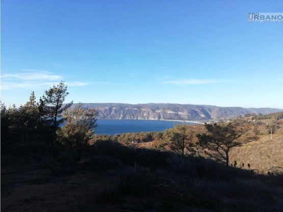 gran vista al mar terreno en laguna verde