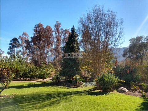 entorno natural casa quinta en olmue