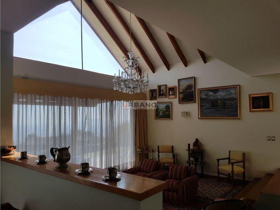 gran casa en condominio penalolen alto