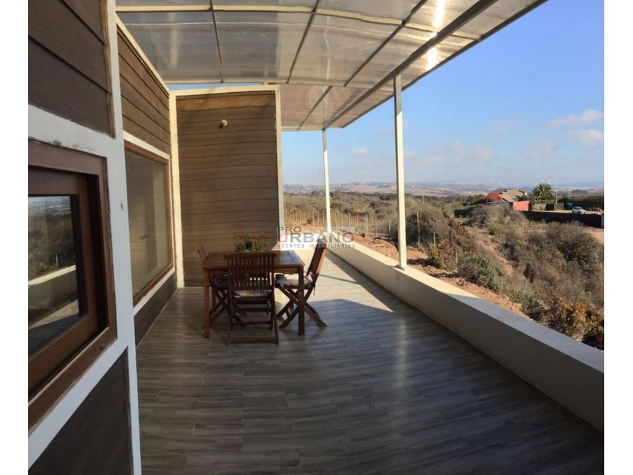 moderna casa en mantagua