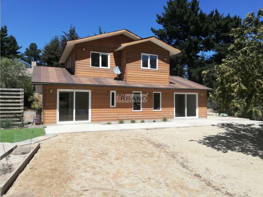 comoda casa en la mejor ubicacion de los pinos renaca