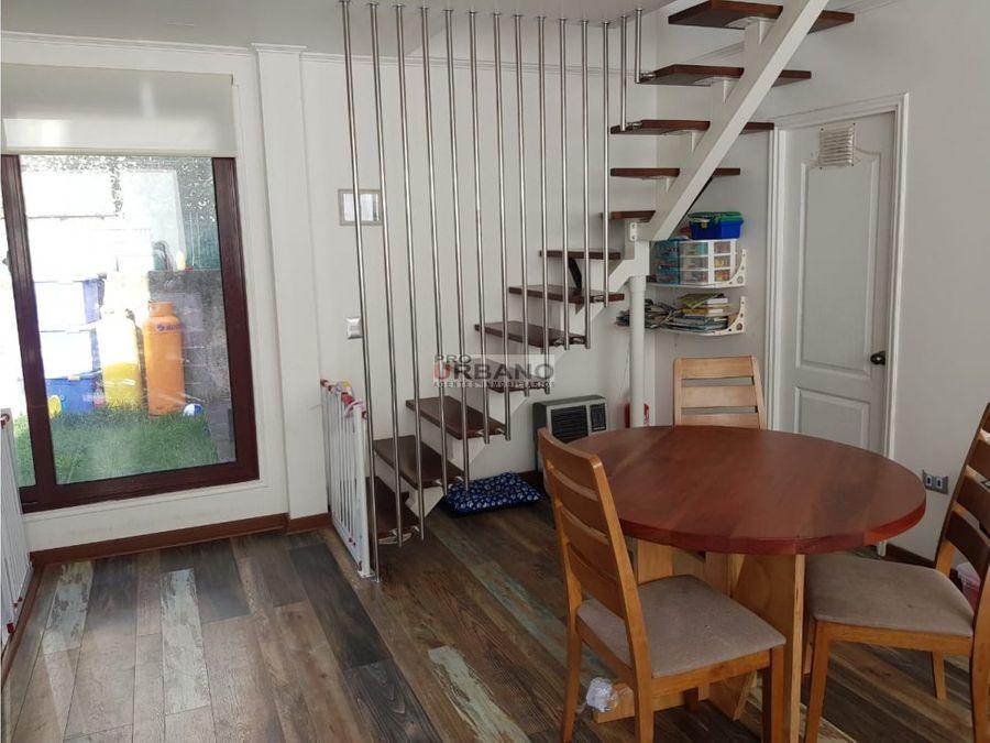 casa en condominio en excelente sector de renaca