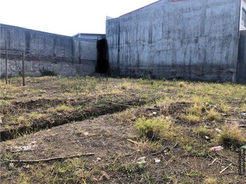 terreno en venta en san rafael de montes de oca