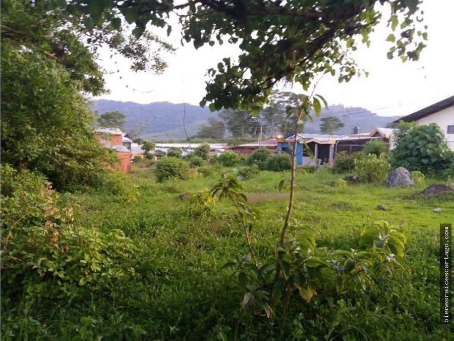 venta terreno residencial san francisco