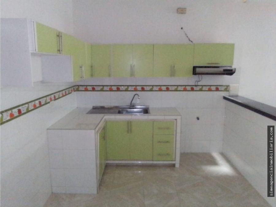 se arrienda apartamento en el alvernia primer piso tulua