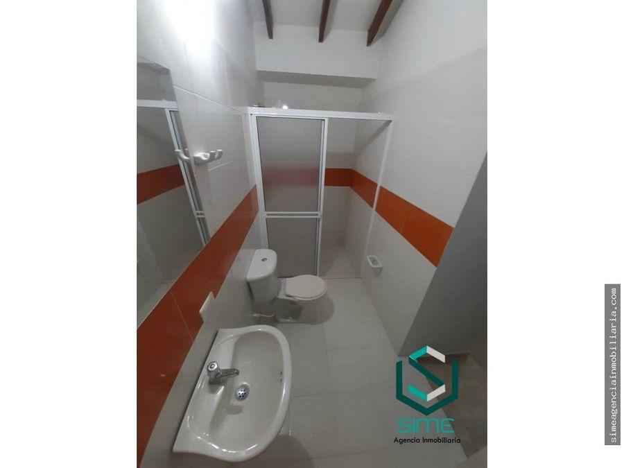 se arrienda apartamento en villa campestre piso 2 tulua