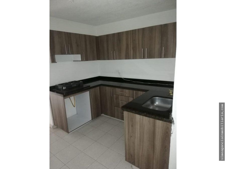 se arrienda apartamento en el alvernia tulua