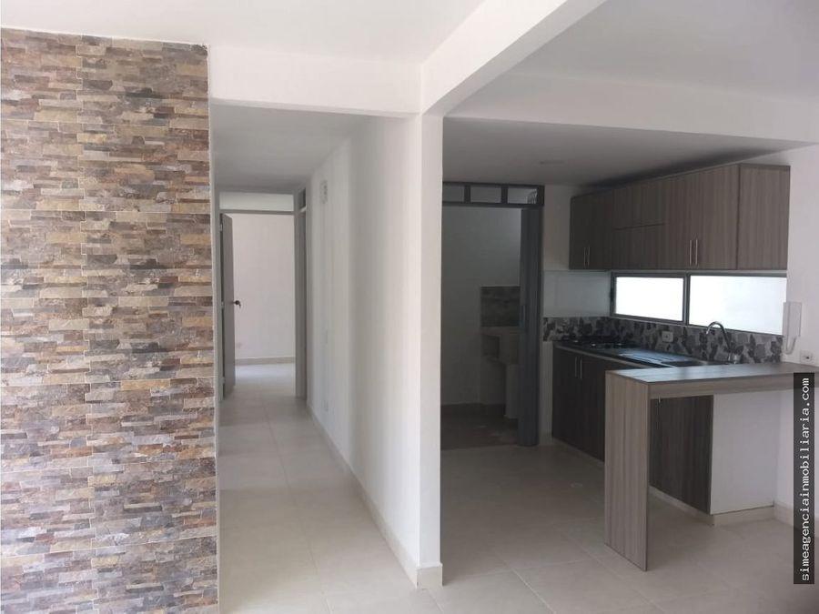 se arrienda apartamento en urbanizacion versalles tulua