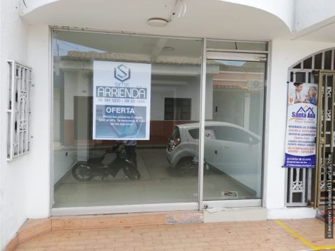 se arrienda local comercial en salesiano