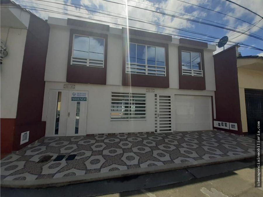se arrienda apartamento en salesiano tulua