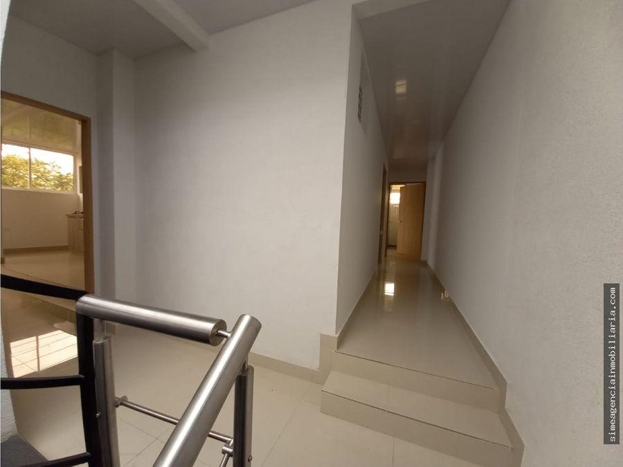 se arrienda apartaestudio en villacampestre con servicios apto 301