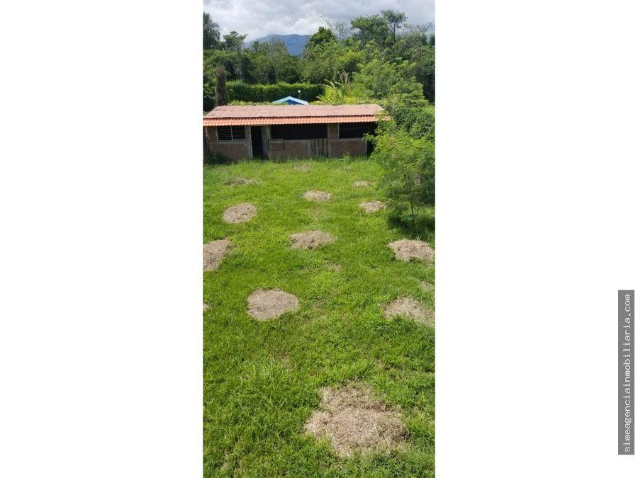 se vende casa campestre en aguaclara cj corinto tulua