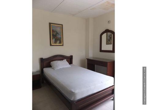 se alquila habitaciones amobladas con servicios incluidos tulua
