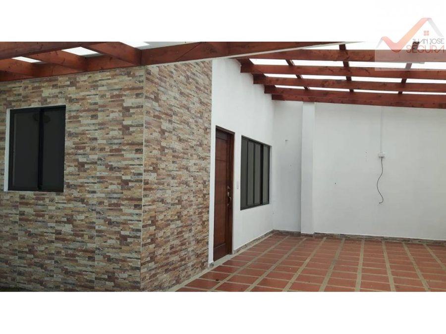 casa en heredia barrio fatima