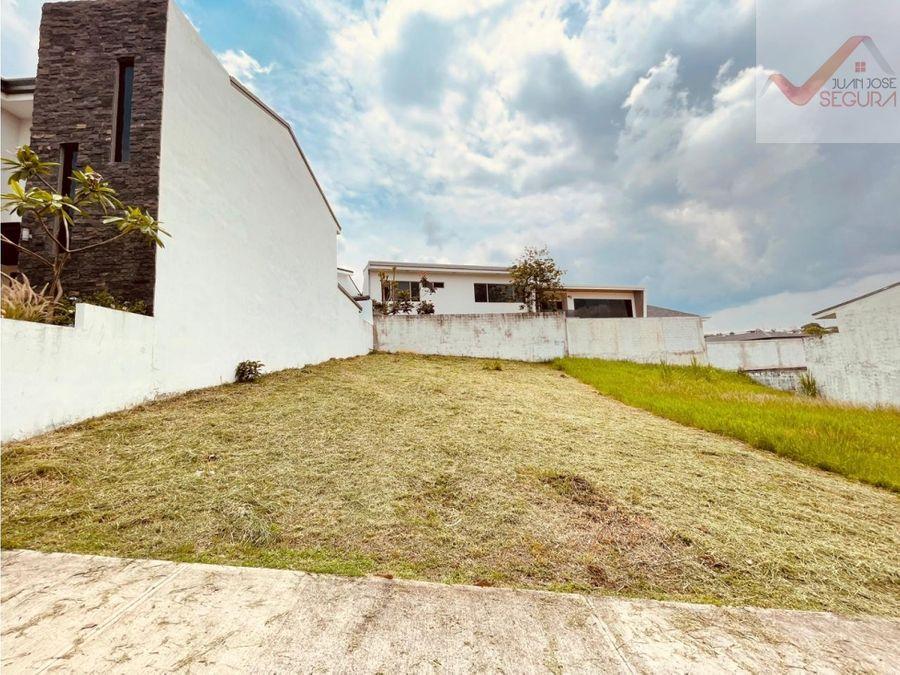 lote condominio tierras de santiago