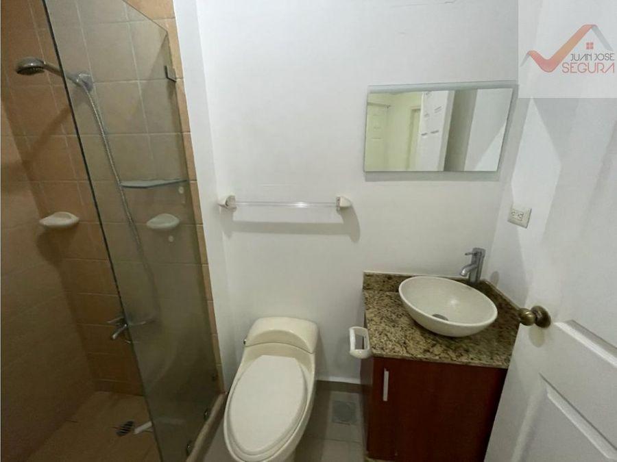 apartamento en alquiler condominio paso real