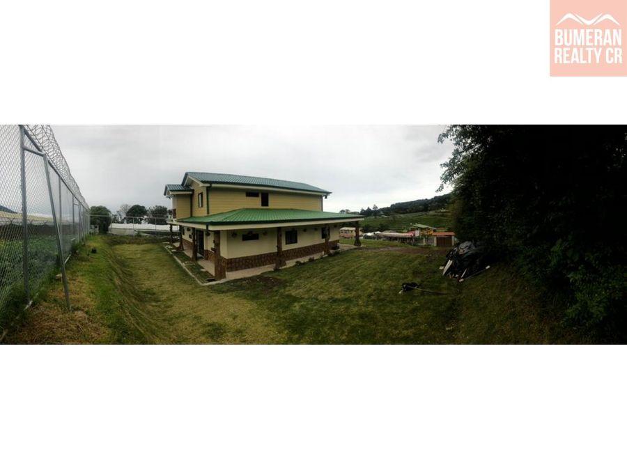 casa de campo alajuela
